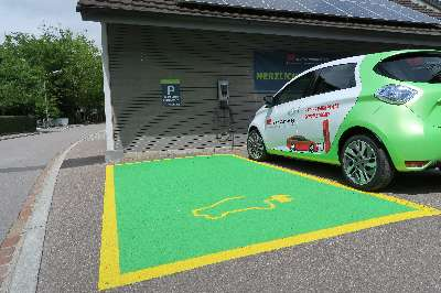 Ladestation, E-Mobility
